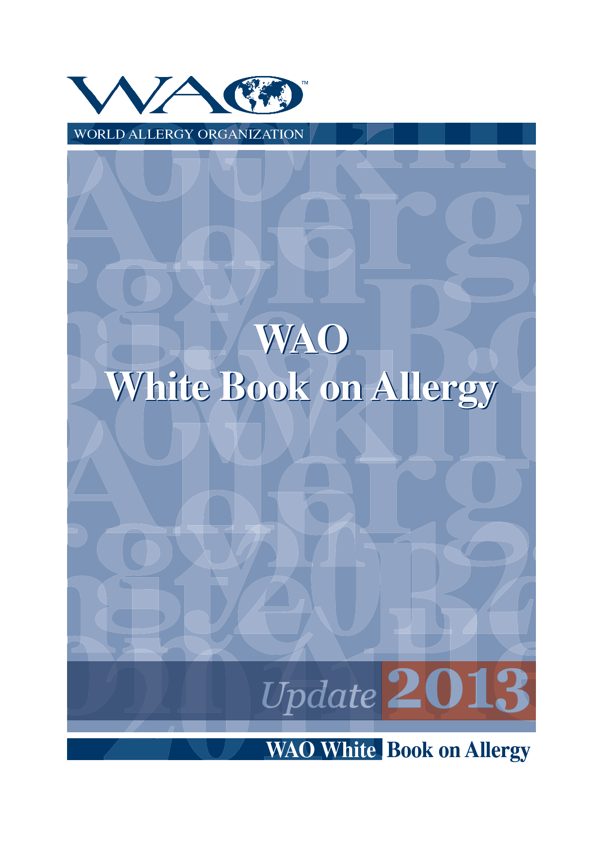 White Book on Allergy